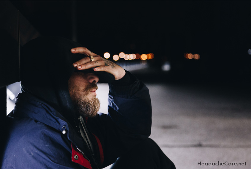 Muscle weakness may contribute to tension headaches